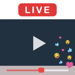 Live Broadcasting & Streaming in iOS and Android Mobile Apps