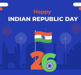 Indian Republic Day - A Day of Pride & Honour and Enjoy Great Discount