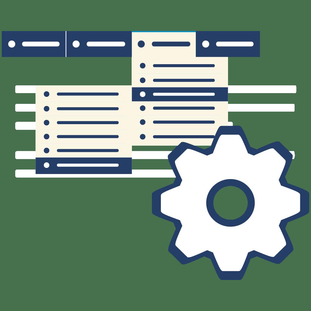 Advanced Menus Setup Service