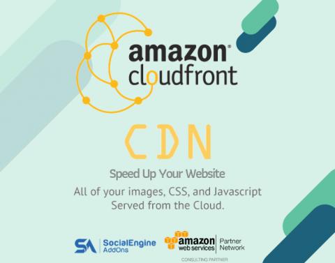 Setup AWS CDN - Boost Up Your Website Speed