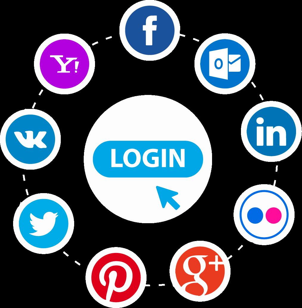 Social Login and Sign-up Plugin