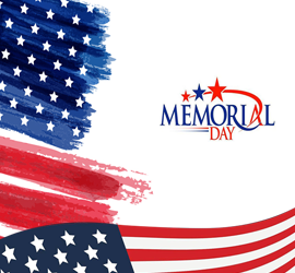 Special Discount on Memorial Day 2019 with 20% OFF on Everything !