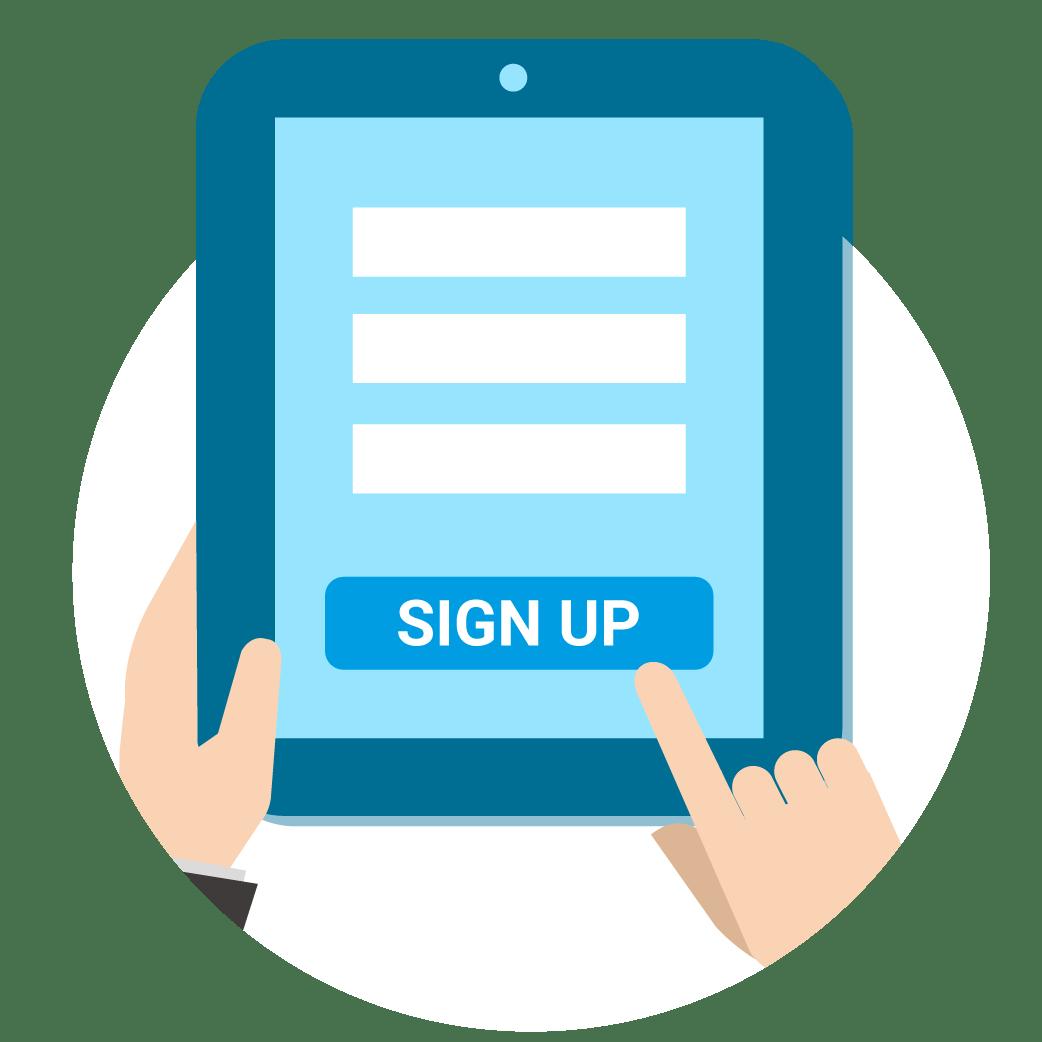 Quick & Single Step Signup Plugin