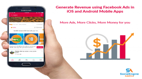 Facebook Ads: Monetization Opportunity for your iOS & Android Mobile Apps