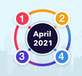 SocialApps.Tech Monthly Digest – April 2021