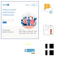 LinkedIn Clone Package