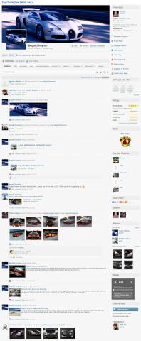 Page Profile (New Default View)
