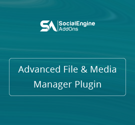 New Release: Advanced File & Media Manager Plugin - The Effective Way of Organizing Your Files