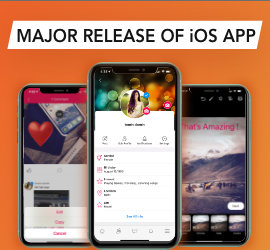 Major Release of iOS App: New Features, Enhancements, Bug-Fixes, and a lot more!