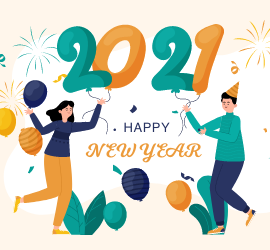 SocialApps.tech wishes you Happy New Year with 25% Discount On Everything!
