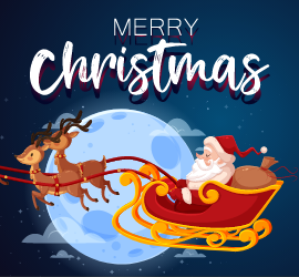 SocialApps.tech wishes you Merry Christmas with 25% Discount On Everything!
