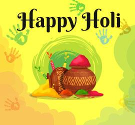SocialApps.tech Wishes a HAPPY HOLI with 25% Discount on Everything !