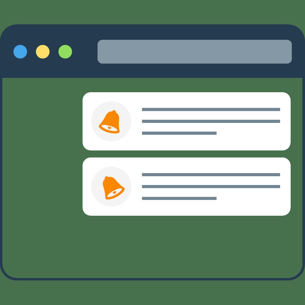 Web Browser Push Notifications Plugin