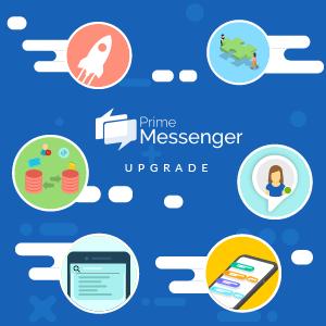 PrimeMessenger Upgrade & Discount - Increase Engagement on your SocialEngine Community