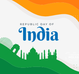 Celebrating 72nd Indian Republic Day: Get 25% Discount On Everything