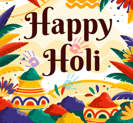 SocialApps.tech Wishes you Happy Holi with 25% Discount on Everything!