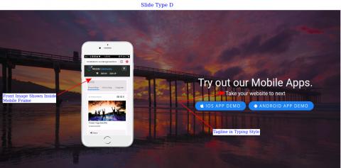 Slide Type D