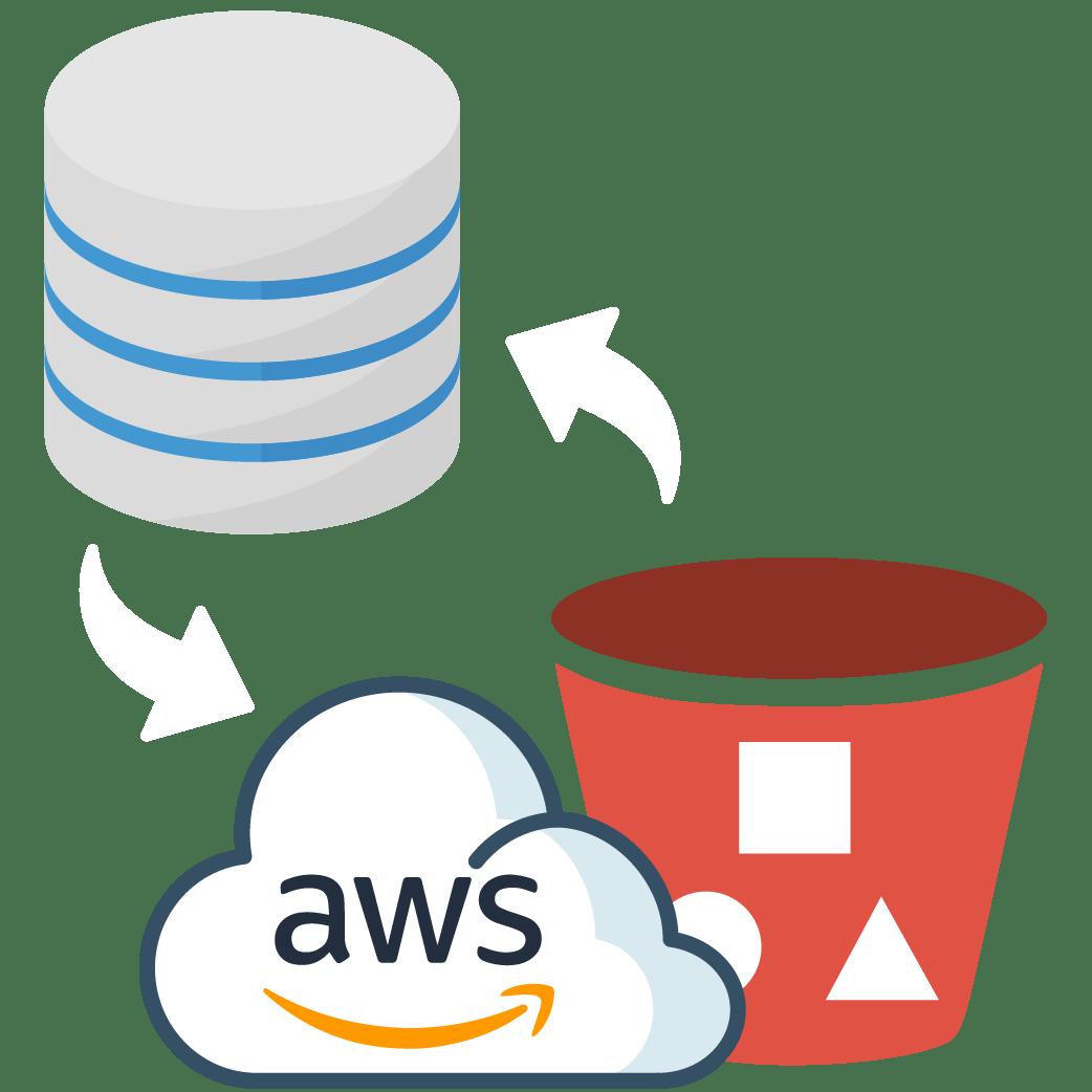 Automatic Backup Service on Amazon S3 (AWS)