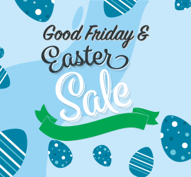 SocialApps.tech - Good Friday & Happy Easter with 30% Discount on Everything