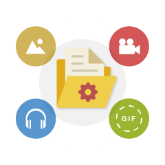 Advanced File & Media Manager Plugin